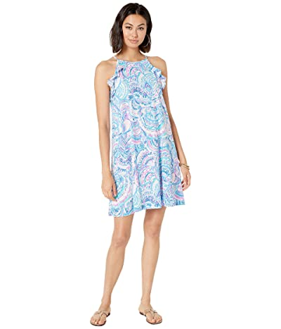 Lilly Pulitzer Billie Dress (Multi Happy As A Clam) Women