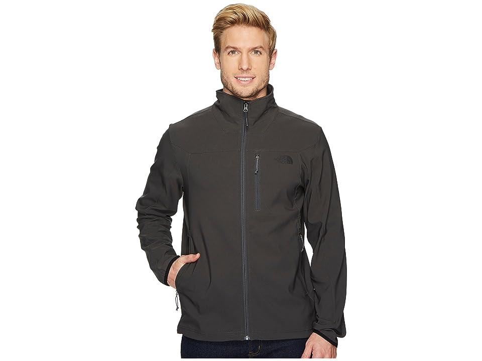 The North Face Apex Nimble Jacket (Asphalt Grey/Asphalt Grey) Men