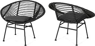 Best black woven chair Reviews