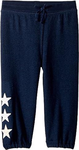 Jersey Capri Jogger Pants (Little Kids)