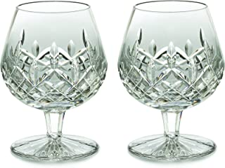 Waterford Lismore Brandy Balloon Boxed Pair, 12-Ounce