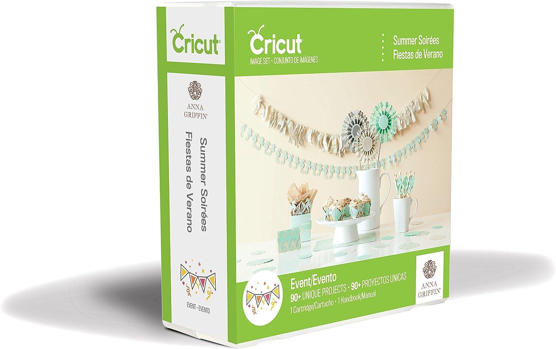 Cricut Summer Max 67% OFF Manufacturer OFFicial shop Cartridge Soirees