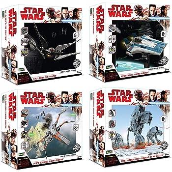 STAR Wars X-Wing Fighter resistenza specifiche 1//72 scala del modello in plastica