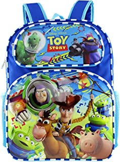 """Toy Story Large 16"""" Backpack - 13552"""