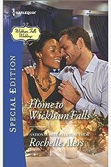 Home to Wickham Falls (Wickham Falls Weddings Book 1) Kindle Edition