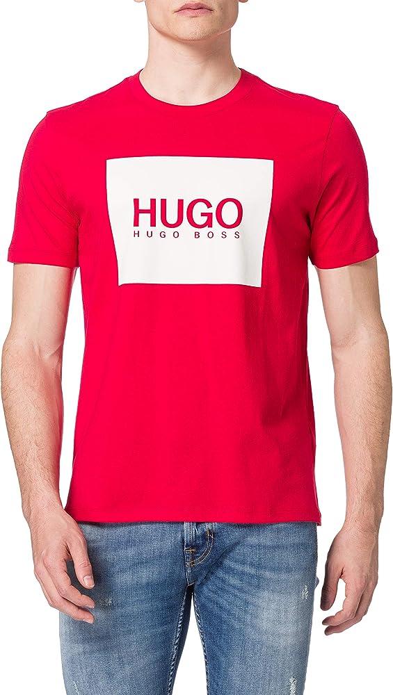 Hugo boss t-shirt,maglietta per uomo,100 % cotone 50448795