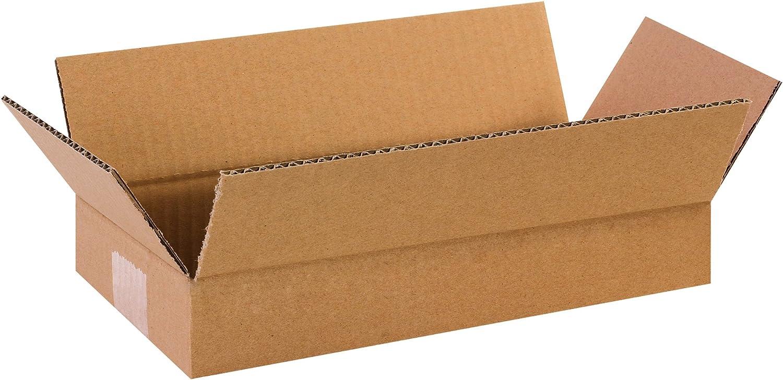 BOX USA New sales B1462 Flat Corrugated Boxes Kraft price 14