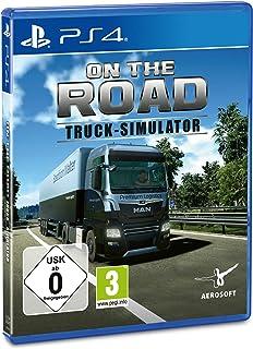 Truck Simulator - On the Road Truck (PlayStation PS4): LKW - Simulator