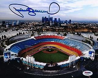 Signed Pedro Guerrero Photo - Stadium 8x10 AC45742 - PSA/DNA Certified - Autographed MLB Photos