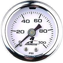 Aeromotive 15633 Fuel Pressure Gauge - 0 to 100 psi