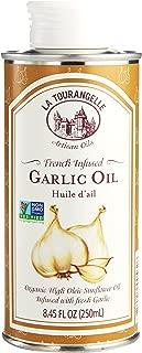 La Tourangelle, Garlic Infused Sunflower Oil, 8.45 Fl. Oz.