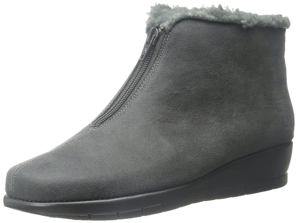 結晶必要とする暗くする[Aerosoles] Womens Nonchalant Fabric Closed Toe Ankle Fashion Boots [並行輸入品]