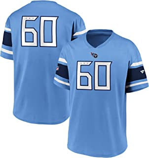 Fanatics NFL Tennessee Titans Trikot Shirt Iconic Franchise Poly Mesh Supporters Jersey