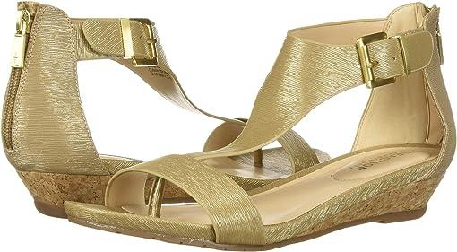 Gold Metallic Fabric