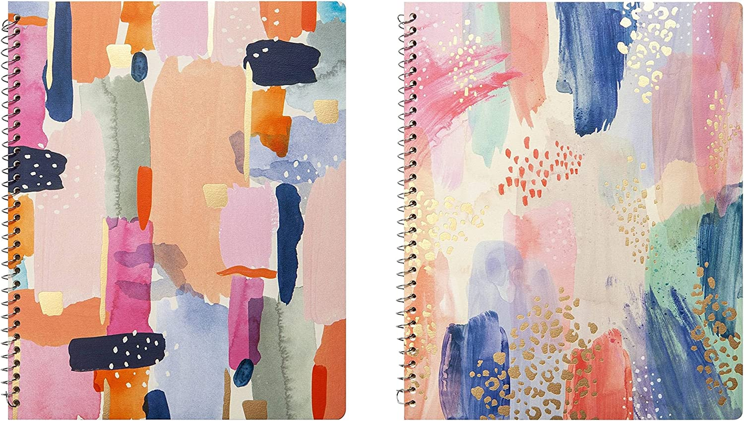 Back To School Max 40% OFF GreenRoom 2 PACKS Spiral Subject C 1 Notebooks Direct store