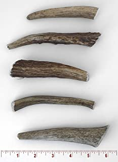 Perfect Pet Chews 5 ct Deer Antler Dog Chews