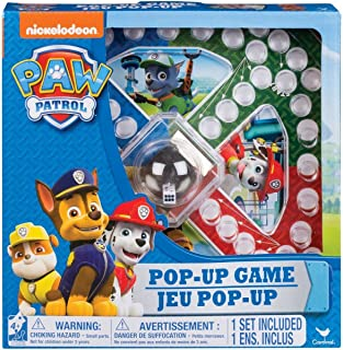 Nickelodeon Paw Patrol Pop Up Game