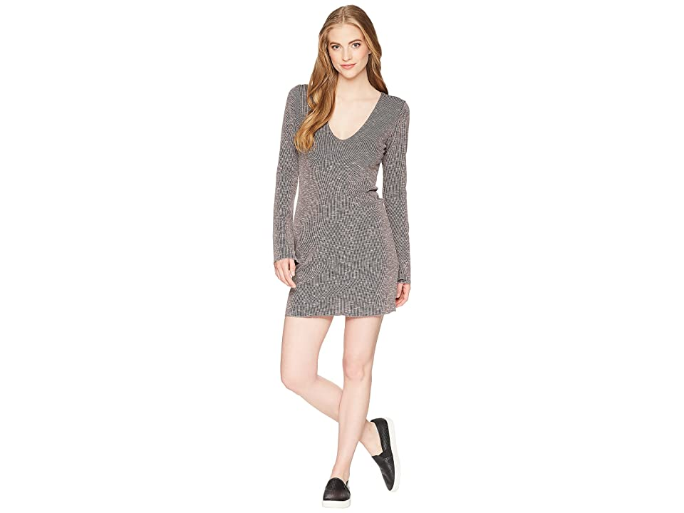 Lucy Love Roam Free Dress (Carbon) Women