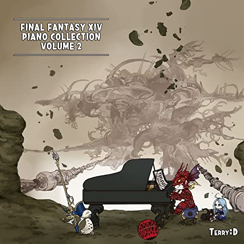Piano Fantasy: Final Fantasy XIV Piano Collection, Vol  2 by