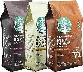 Starbucks Proefpakket Koffiebonen 3 x 200 gr