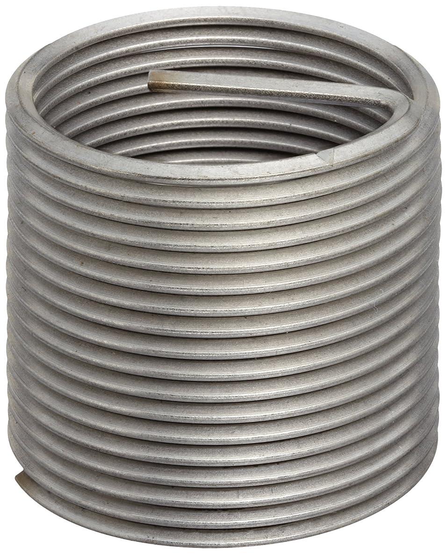 E-Z Lok Threaded Insert, 18-8 Stainless Steel, Helical, 3/8