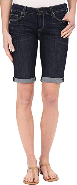 Paige - Jax Knee Shorts in Lavena