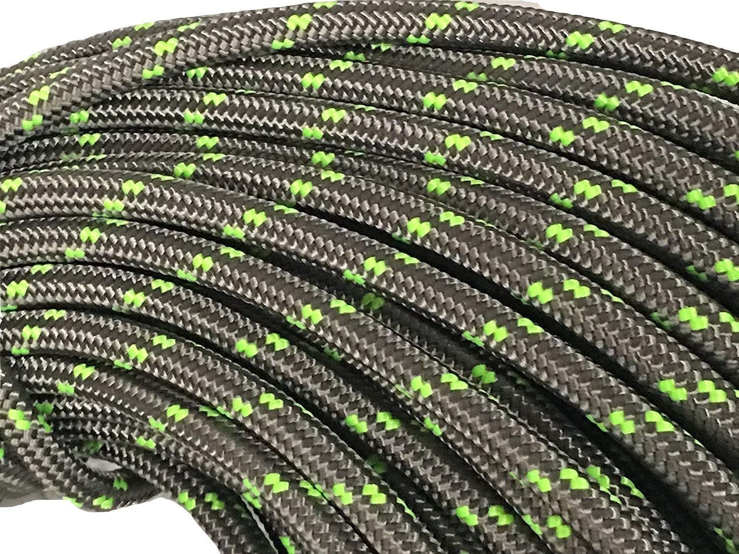 Arborist Double Braid Poly Rope 2 150' New products, world's highest quality popular! Max 53% OFF Inch Platinum 1