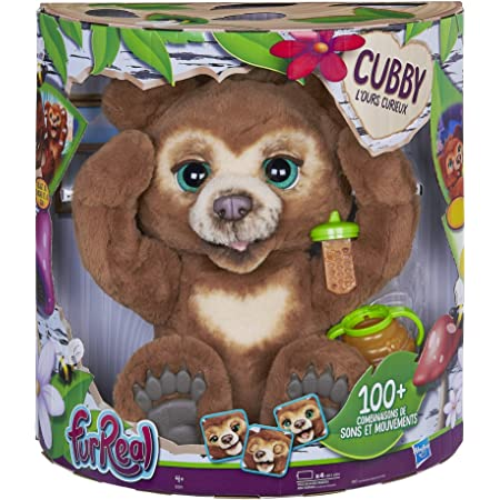 FurReal Friends - Peluche interattivo Cubby