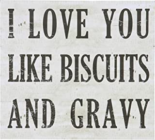 i love you biscuits