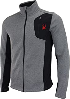 Spyder Men's Raider Full Zip Sweater, Pick A Color