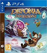 Deponia Doomsday (PS4 International)
