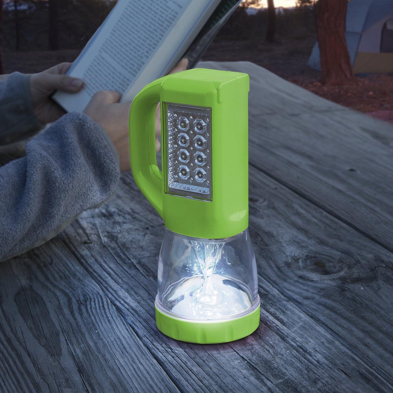 Hiking /& Emergencies LED Lantern Flashlight Portable for Camping