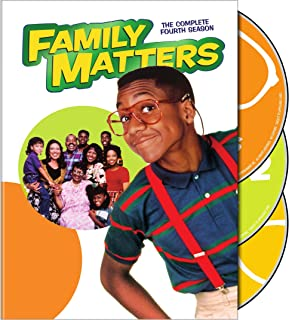 Family Matters: S4 (DVD)
