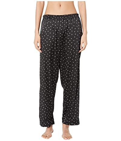 Stella McCartney Betty Twinkling Pajama Long Pants (Black) Women