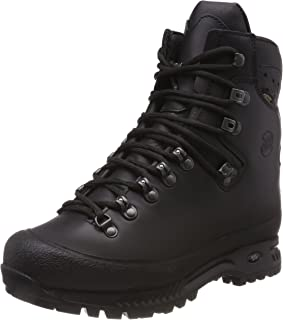 Hanwag Alaska GTX Backpacking Boot - Men's Schwarz/Black, US 11.5/UK 10.5