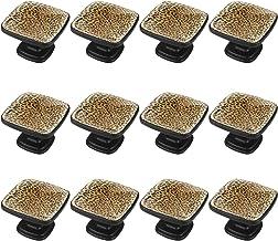 12 stks Knoppen voor Dressoir Laden Dressoir Knoppen Luipaard voor dressoir Lade, Kast