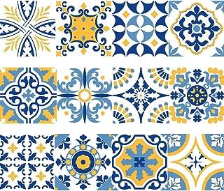 NossaRua Franja de Vinilo Decorativo Autoadhesivo removible