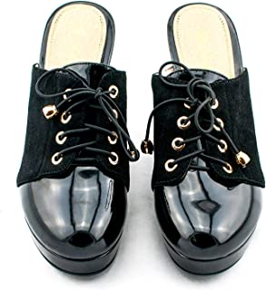 ADORA High Heel Shoes For Women. ASC016 Black (38)