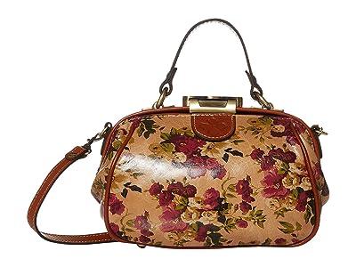 Patricia Nash Antica Frame (Antique Rose) Handbags