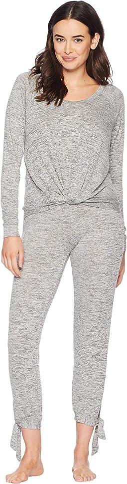 d311c283f13f Ugg raven stripe sleepwear set