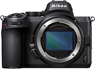Nikon Z5 Digital Camera Body, Black