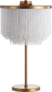fringe table lamp