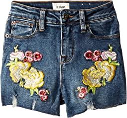 Garden Shorts in Surf Blue (Big Kids)