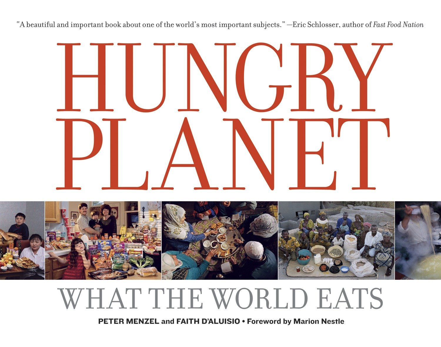 Image OfHungry Planet: What The World Eats