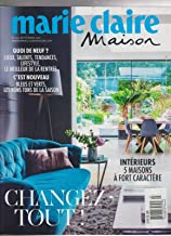 MARIE CLAIRE MAISON MAGAZINE FRANCE #503 SEPT 2018.