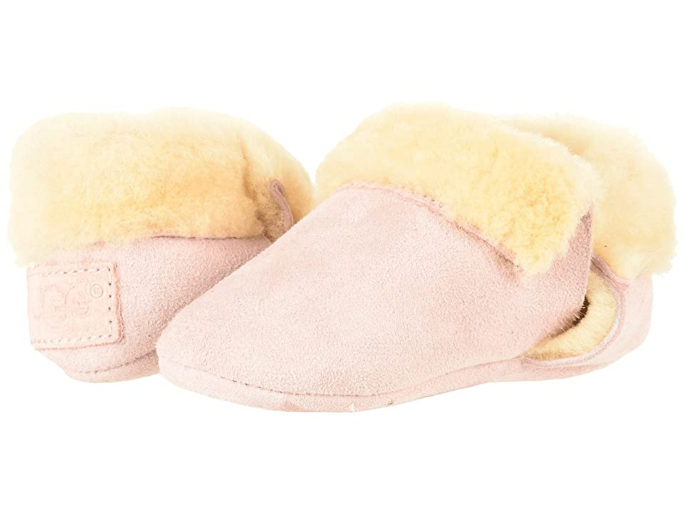 UGG Kids Solvi (Infant/Toddler) (Baby Pink) Girl
