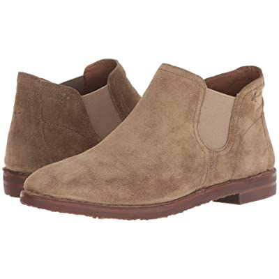 Trask Allison (Taupe Oiled Suede) Women