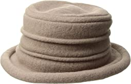 Packable Wool Felt Cloche