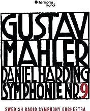 マーラー : 交響曲 第9番 Gustav Mahler : Syymphonie Nr.9 / Daniel Harding | Swedish Radio Symphony Orchestra  輸入盤  日本語帯・解説付