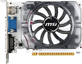 MSI GeForce GT 730 Fermi DDR3 128-bit 2GB DirectX 12 (N730 2GD3V3) (Renewed)